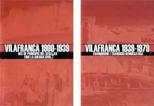 Història de Vilafranca. S. XVI al S. XX