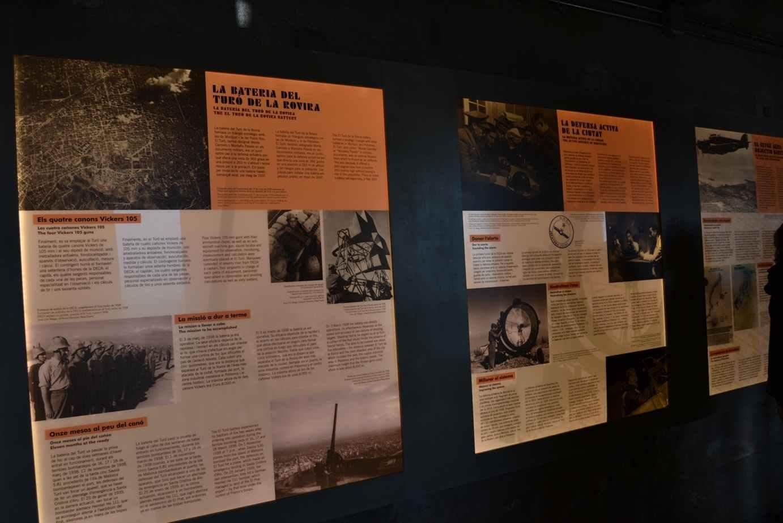 Musealització del Turó de la Rovira...