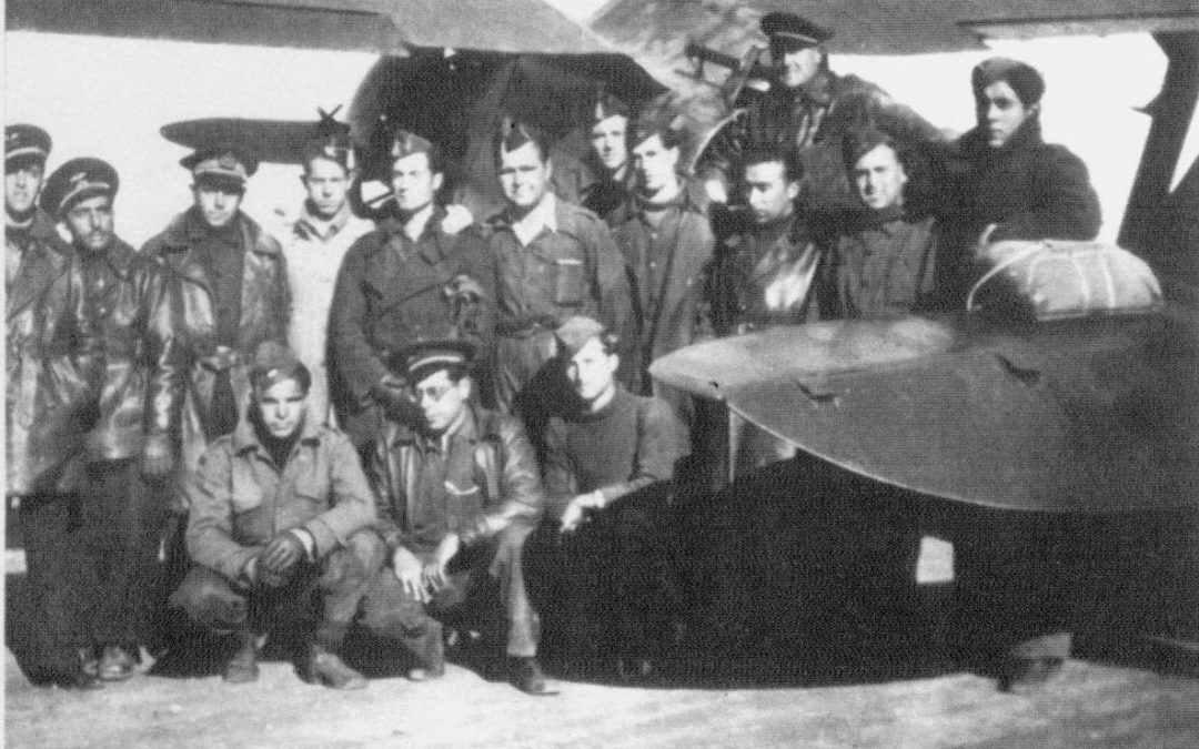 Homenatge a l'aviació republicana