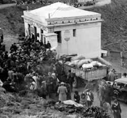 Diari de Lluís Contreras durant la seva estada en els camps de refugiats francesos...