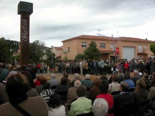 Memorial a les víctimes de la Guerra Civil