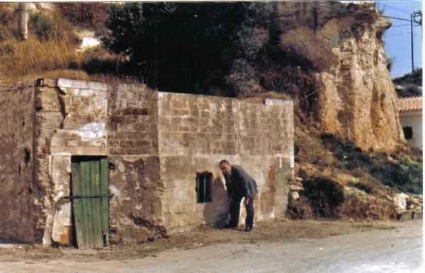 Refugi Antiaeri de l'Estació de Ferrocarril de Sant Vicenç de Calders