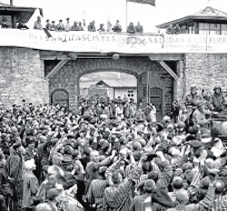 Supervivents a Mauthausen