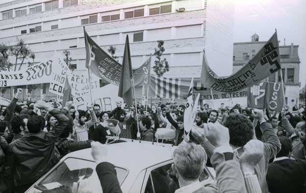 Lluita per la democràcia (1939-1978)...
