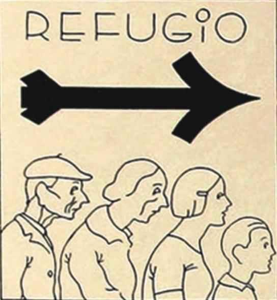 Jornada sobre els refugis a Barcelona