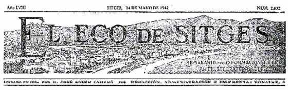 El Eco de Sitges