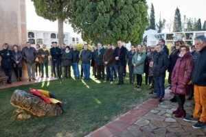 Homenatge a l'Alcalde republicà de Llorenç del Penedès: Josep Brugal Palau