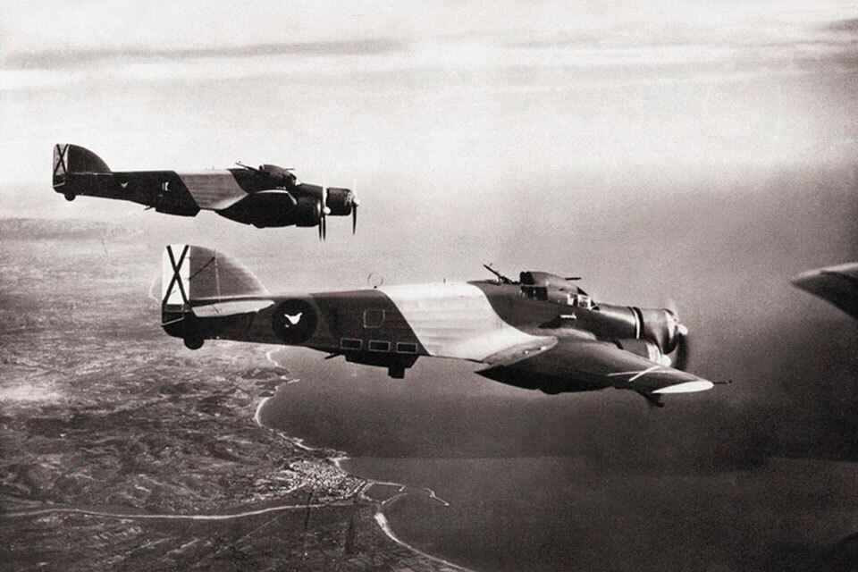 Bombardeigs Tarragona...