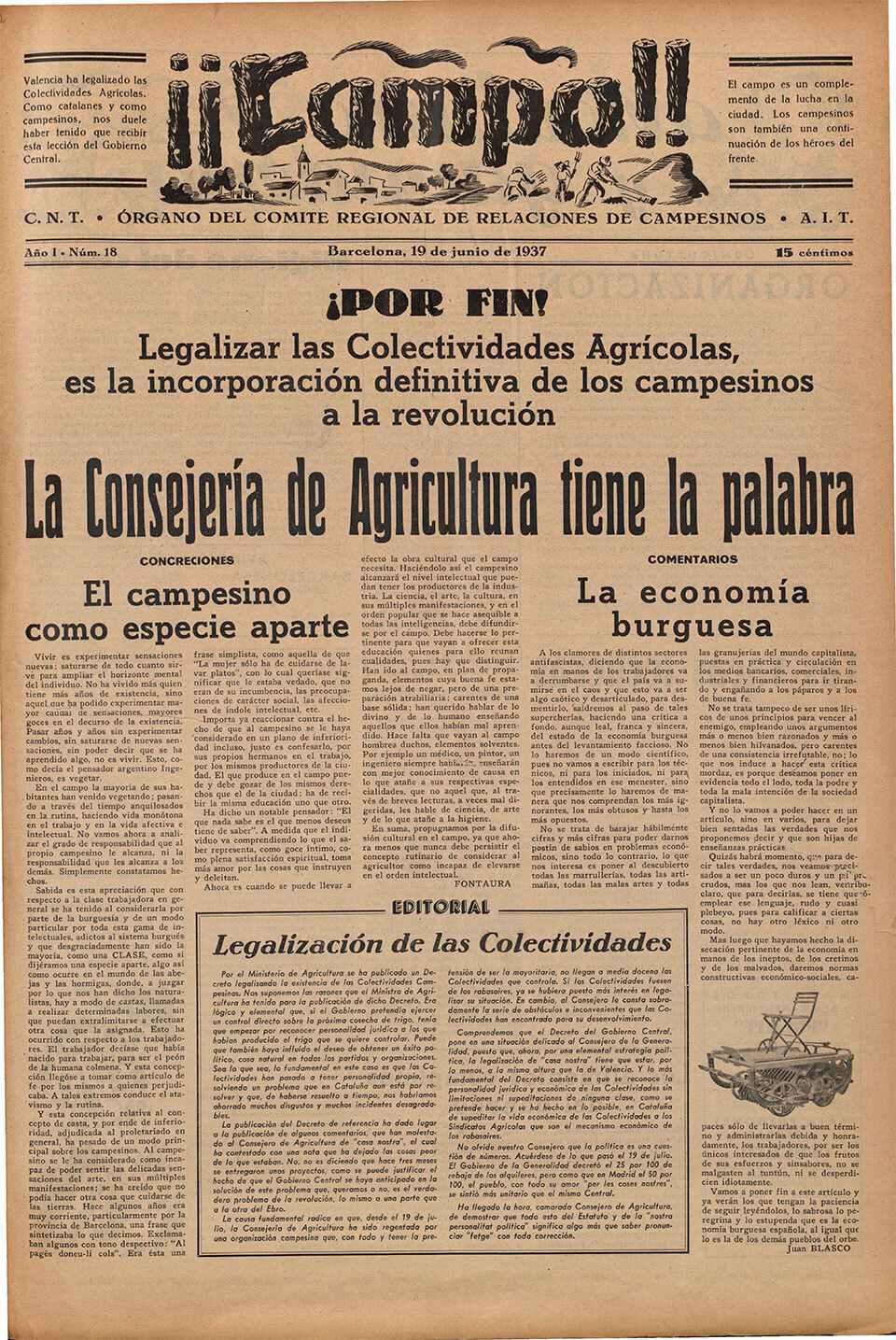 Document Vilanova Campo 19-06-1937 Año I Núm.018...