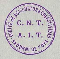 Sant Sadurní d'Anoia ANC