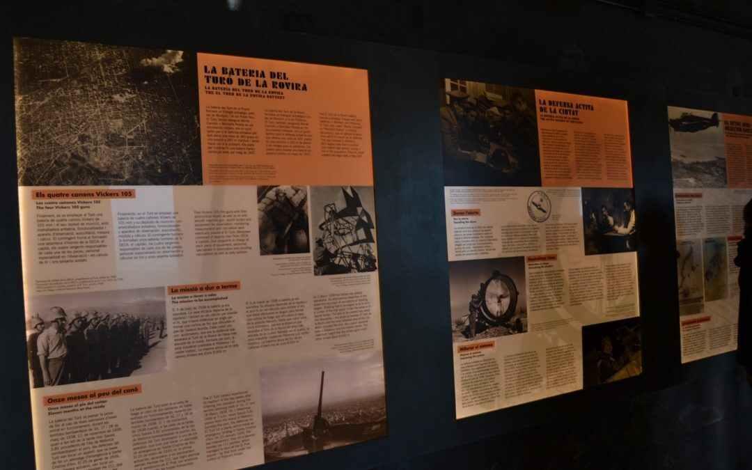 Musealització del Turó de la Rovira
